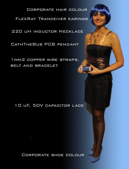 Explinova outfit features